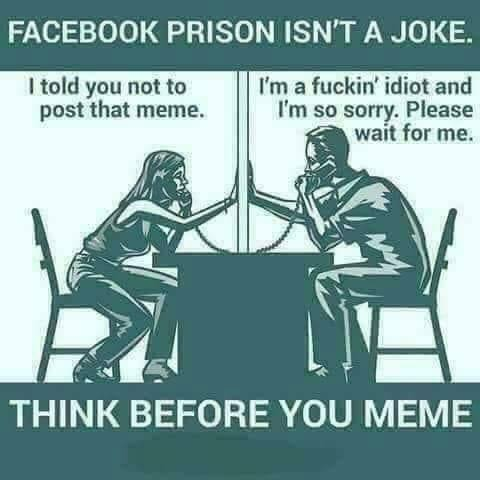 Facebook Jail: Where the Innocent are Guilty